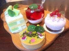 カファレル神戸北野本店限定!イタリアを感じる夏の爽やかドルチェ4種が登場