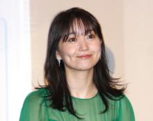 大島優子、結婚発表後初公の場 祝福に照れ笑い「ありがとうございます!」