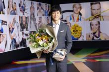 西島秀俊、6年かけて全40作品 パラ競技ドキュメンタリー『WHO I AM』完走
