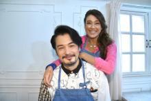 小田井涼平&LiLiCo、夫婦でYouTubeの料理番組出演「純烈との違いを見て」