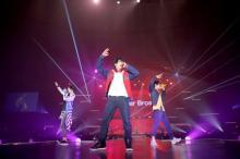 ヒプステ初のライブ公演が開幕 高野洸&阿部顕嵐ら「ド派手な演出に興奮しました」