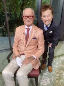 中居正広、長嶋茂雄さんに野球日本代表金メダル心境聞く オリンピアンの秘話に「あの熱戦を思い出して」