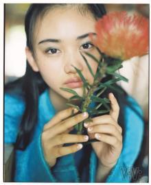 """櫻坂46山崎天、激レアな""""三変化""""披露 5歳の「ちび天」写真も公開"""