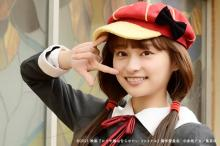 """""""伊井野ミコ""""影山優佳の場面写真解禁「ミコちゃんの魅力を表現できるように頑張りました」"""