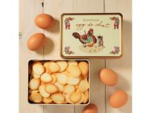 栃木の養鶏場「卵明舎」が手掛ける農スイーツブランド「OVO」が横浜そごうに初出店!