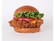 東京ドーム内の期間限定グルメショップに「Crispy's Burger」がOPEN!