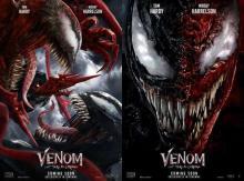 『ヴェノム:レット・ゼア・ビー・カーネイジ』海外版ポスター2種類解禁