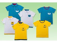 新幹線はやぶさとドクターイエローをモチーフにしたTシャツ&ポロシャツが登場!