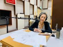 高岡早紀「30数年ぶりに」ラジオパーソナリティー挑戦 朝ドラや子育てについてトーク