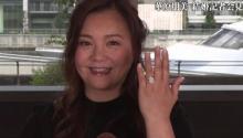華原朋美、結婚会見で珍事 音声トラブルで「結婚しました」2度報告