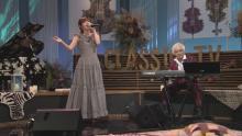 鈴木愛理「いつか夢で」歌唱 『クラシックTV』でディズニーのプリンセス特集