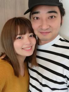 ジャンポケ斉藤の妻・瀬戸サオリ&息子も新型コロナ感染「家族全員の完治を目指して頑張ります」