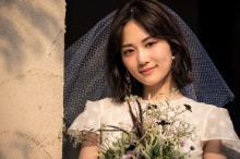 乃木坂46山下美月、人生初ウエディングドレス 理想の結婚式&プロポーズ告白「けっこう照れ屋なので…」