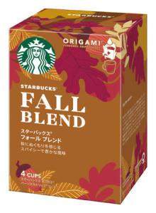 スタバの秋限定ブレンド&グッズがネスレから登場。秋のコーヒー時間にメッセージを添えてみませんか?