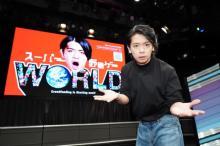 野田クリスタル「ゲーム界のてっぺんを目指す!」 『野田ゲーWORLD』の開発決定