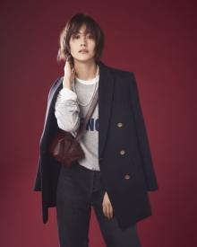 櫻坂46・土生瑞穂、『CLASSY.』レギュラーモデルに決定「大人の女性に成長していけたら」
