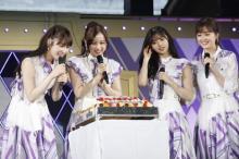 乃木坂46生田絵梨花、10周年を祝うバースデー曲独唱で喝采浴びる「ここ帝劇じゃない」