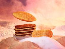 バター香る「ソールズ ゴーフレット」がリニューアル。メインアイテムにSWEET&BITTERな2種類が登場です