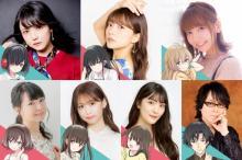 ASMRアニメのキャスト発表 出演は三上枝織、三森すずこ、和氣あず未、伊藤かな恵、芹澤優、古賀葵、速水奨