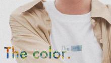 何にも染められず、自分の色を持って生きていけますように。若者に寄り添うブランド「The color.」が誕生です