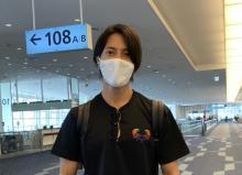 山下智久、huluオリジナル『神の雫』で海外ドラマ初主演「より良いものを作れるよう切磋琢磨していきます」