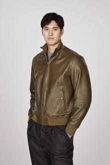 大谷翔平選手「BOSS」秋冬コレクションまとう「何年も前から着ている大好きなブランド」