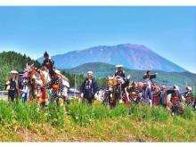 「雫石プリンスホテル」が岩手県の伝統的なお祭りと花火が楽しめるイベントを開催