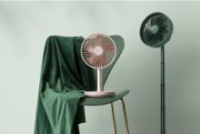 見た目にもこだわった家電がほしい。冬にはサーキュレータとしても使える「コードレス扇風機」が気になる