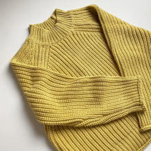 【GU】今年大本命の「チャンキーニットセーター」はこれに決まり。気になるカラーは今のうちにGETして