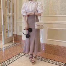 今までで1番きれいなシルエットかも。GRLの「マーメイドスカート」は絶対買った方がいいとSNSで話題です