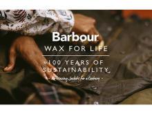 英国老舗ブランド「Barbour」が9月1日よりサスティナブルなプロジェクトを展開