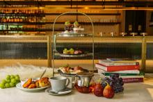 ちょっと贅沢したい日にぴったりかも。秋の果実が堪能できる名古屋のホテルアフタヌーンティーがステキです