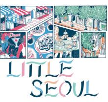 """韓国アイドルも愛用。「LITTLE SEOUL」のアクセサリーが、伊勢丹新宿で開催の""""ソウルイベント""""に登場です"""