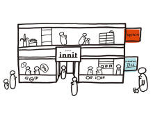 長期保存食とアウトドア&ライフスタイルショップ「GINZA innit」が防災の日にオープン
