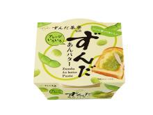 新感覚のスプレッド!枝豆を使用した「ずんだ茶寮監修 ずんだあんバター」新発売