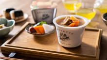 """野菜足りてる?""""1分チンするだけ""""のヘルシー「ベジMOTTOスープ」で野菜を摂ろう。新味とん汁もチェック"""
