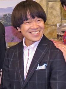【FNSラフ&ミュージック】蛍原徹、矢部浩之からの生電話に感謝「これからもお願いします」