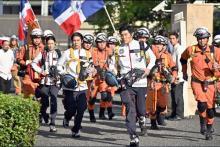 "『TOKYO MER』第9話 大使館事故で立ちはだかる""法律の壁"" 都知事(石田ゆり子)は""病""で倒れる…"