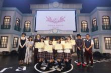さくら学院が閉校式で全員卒業 初代卒業生・武藤彩未、三吉彩花、松井愛莉が見届ける