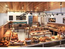 粉から作り上げるスクラッチ製法のパン屋「BAKERY HINATA」1号店オープン