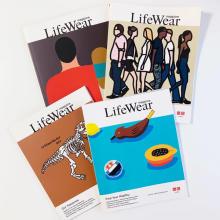 無料とは思えないクオリティに脱帽。ユニクロに行ったら「LifeWear magazine」はチェックマストです