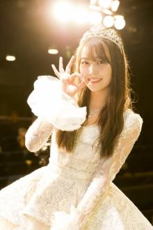 NMB48白間美瑠「皆さんの笑顔をずっと守り続けます」卒業公演で11年のアイドル活動に幕