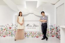 吉沢亮、Diorルックでキメる 新木優子は透け感ドレスで美脚ちらり