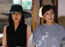 板谷由夏、自身初の一人二役「女優として心が躍りました」 『キントリ』で天海祐希と対峙