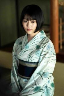 高畑充希、京都で魅せる浴衣姿 『連続ドラマW いりびと-異邦人-』劇中写真