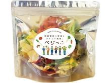 普段の食卓から災害時の保存食にも使える!野菜ソムリエが乾燥野菜を商品に