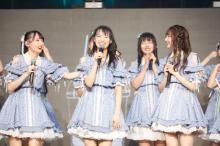 指原プロデュース≠ME、初ツアー初日に2ndシングル発売決定を発表