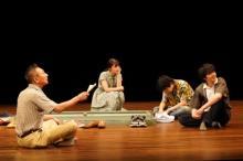 舞台『友達』開幕 鈴木浩介、山崎一、林遣都、有村架純がコメント「余韻に浸って」