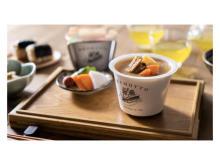 信州米麹味噌で仕上げて根菜がたっぷり!「ベジMOTTOスープ」からとん汁が登場