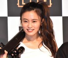 小島瑠璃子「がっつりメイク」公開 反響相次ぐ「別人みたい!」「雰囲気が違う!」